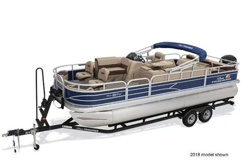 tracker boats saskatchewan sun tracker fishin barge 22 dlx boats for sale in canada