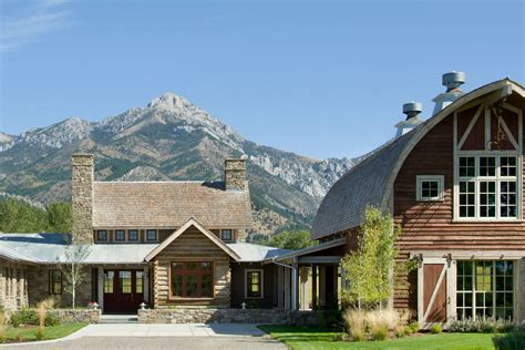 bozeman architects western design reclaimed respect locati architects