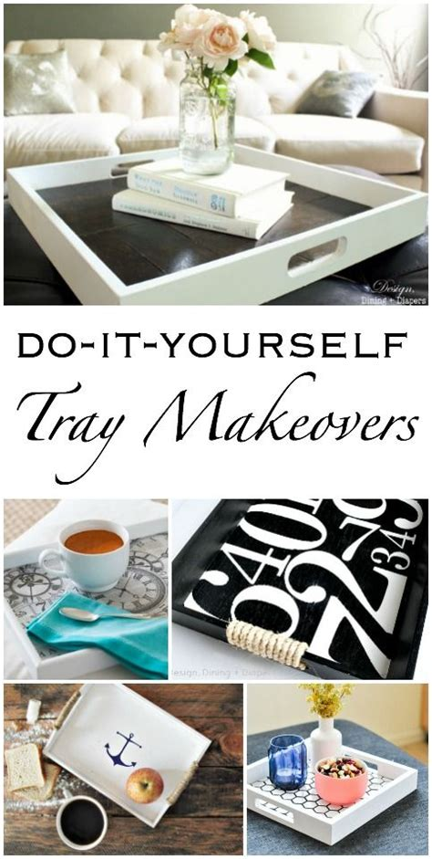 Diy Tray top 25 best decorative trays ideas on pinterest