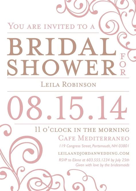 kleinfeld bridal shower invitations 17 best images about wedding ideas on