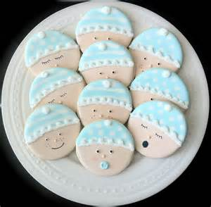 items similar to decorated baby shower cookies baby