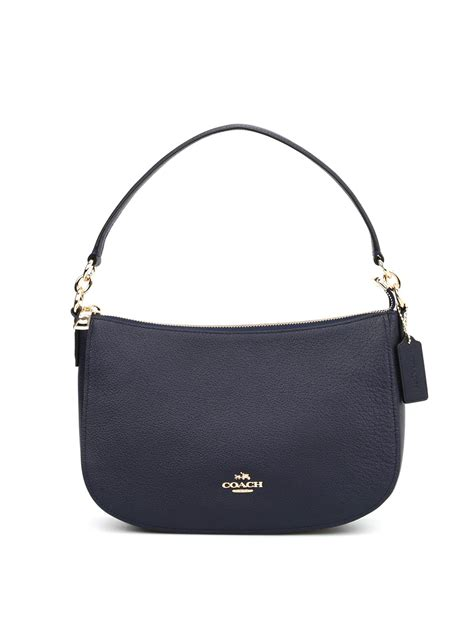 Coach Chelsea Vintage Leather Satchel by Chelsea Leather Bag By Coach Shoulder Bags Ikrix