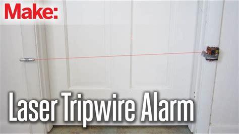 diy hacks how to s laser tripwire