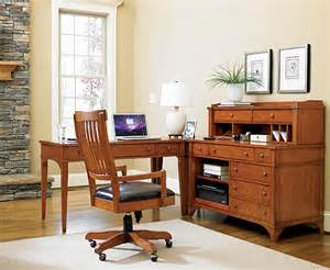Mission Style Home Office Furniture American Leather Chairs Craftsman Style Desk Mission Style Desk