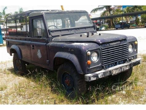 land rover 110 truck land rover defender 110 1985 2 3 in selangor manual