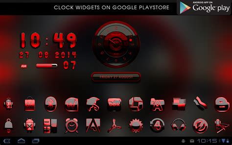 next launcher theme black 3d next launcher theme black red android apps on google play