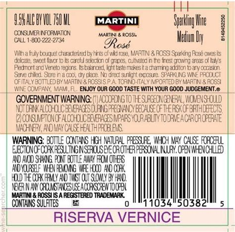 martini and rossi rose tasting notes nv martini rossi sparkling rose italy