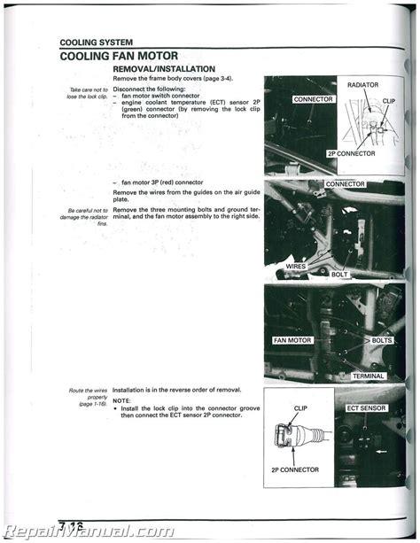 Honda Service Manual by 2005 2006 Honda Ps250 Big Ruckus Scooter Service Manual