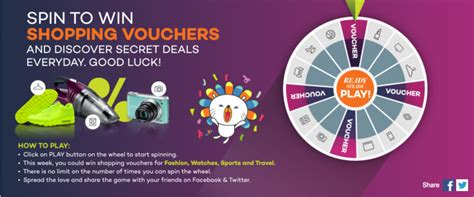 Spin The Wheel To Win Money - viva lazada travel fashion food lifestyle blog shopback philippines