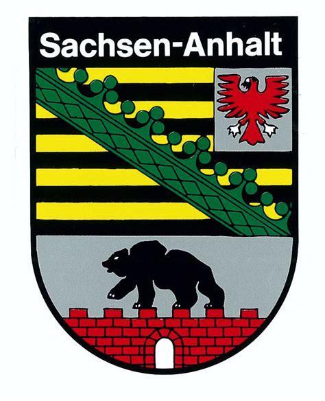Aufkleber 60 X 60 by Aufkleber Wappen Sachsen Anhalt 80 X 60 Mm Schneller