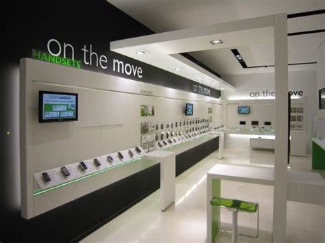 Sater Homes by Cosmote Mobile Store By Kvb Design Athens Greece