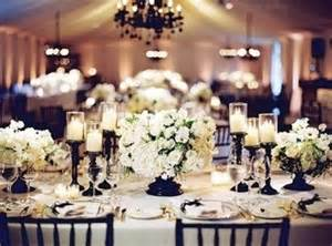 elegant table picture of elegant black and white wedding table settings