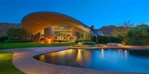 bob hope house palm springs 6 incredibly gorgeous features we d steal from bob hope s ufo home photos huffpost