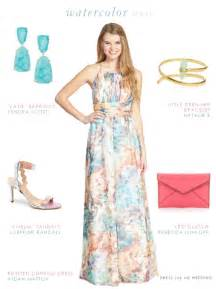 dresses to wear for weddings printed maxi dress