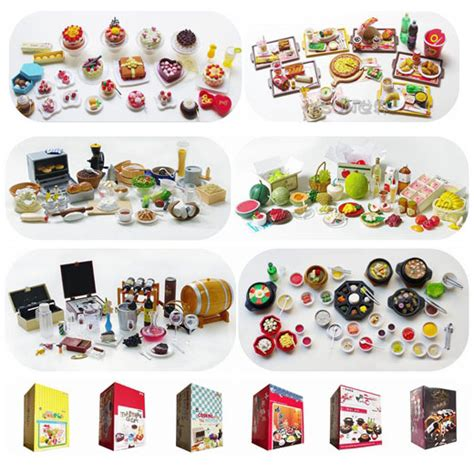 donald doll house aliexpress buy 1 12 orcara japanese miniature food