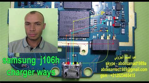 Ic Power Samsung J1 samsung j1 mini j106h charger ways solution port usb