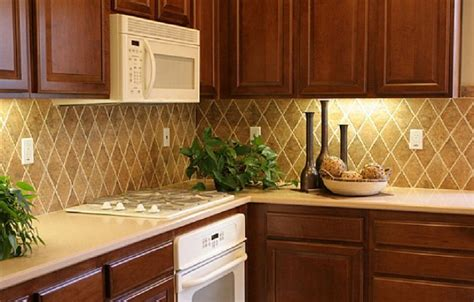Designer Backsplashes For Kitchens Custom Kitchen Backsplash Design Kitchen Backsplash