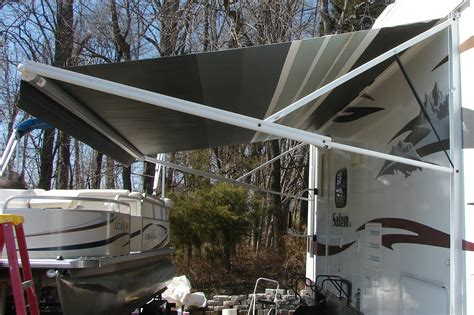Rv Power Awning by Dometic Power Awning Made In 07 Cer 08 5th Wheel Salem La