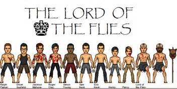 Lord of the flies redesign by benshark92 on deviantart