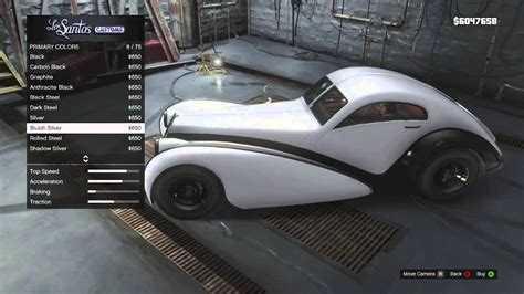 Car Types Gta 5 by Gta 5 Quot Z Type Quot Car Review And Tuning Customization Most