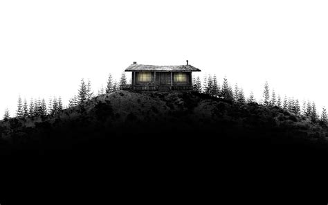 cabins in the woods grayscale coloring book books house hut house forest in the woods black and white tree