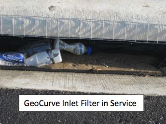 geocurve inlet filter | swppp construction