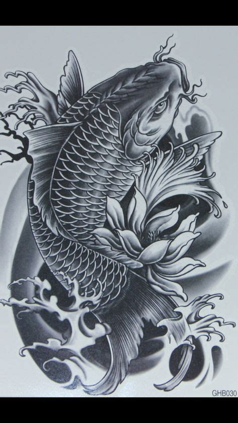 ideas design tattoo koi   koi dragon tattoo koi fish drawing tattoo koi tattoo design