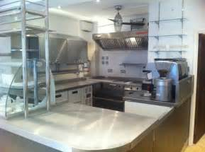 Small Commercial Kitchen Design Plancha Grill Completes Small Bistro Kitchen Installation Restaurants Bars And Coffee