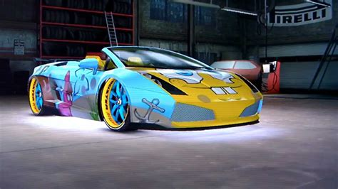 Lamborghini Club Los Angeles Midnight Club Los Angeles Spongebob Lamborghini Gallardo