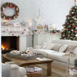 best christmas country living room decorating ideas decoholic decoration