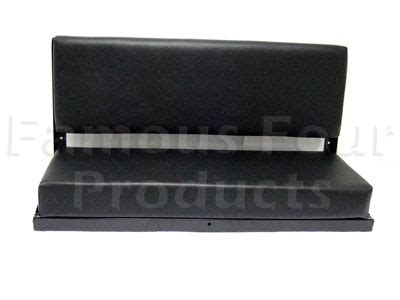 fold up bench seat rear fold up vinyl bench seat ff004820 for land rover