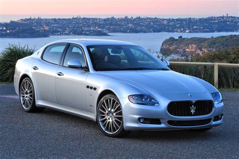 Maserati Quattroporte 2012 by 2012 Maserati Quattroporte Gt S Update Gets Power Boost