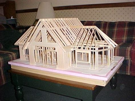 model houses to build how to make balsa wood house model balsa factory quora