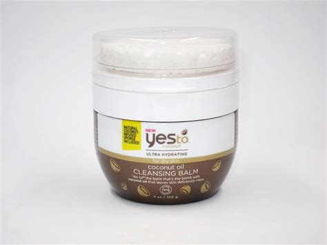 Coconut Detox Testimonials by Yes To Coconut Coconut Cleansing Balm Review