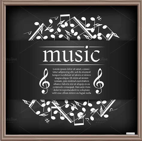 templates for music posters 18 music poster templates free psd ai vector eps