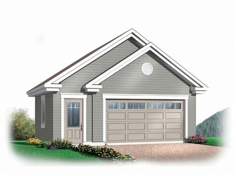 Garage Plans With Storage Garage Plans With Storage Detached One Car Garage Plan