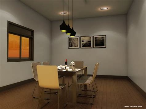 tutorial emissive vray sketchup night interior scene with vray and sketchup ies light