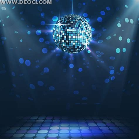 party background design download party disco ball lights tide efficient design ai vector