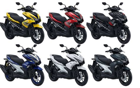 Pcx 2018 Prj by Yamaha Aerox 155 Price Images Colours Mileage Specs