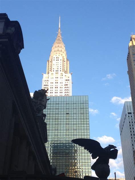 chrysler building  york manhattan skyscraper  architect