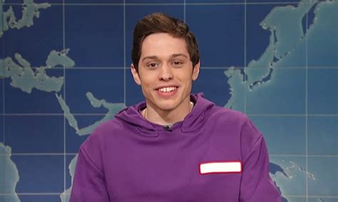 pete davidson update snl pete davidson s staten island rant on weekend update is