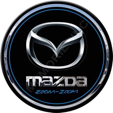 signage mazda zoom zoom classic metal sign was