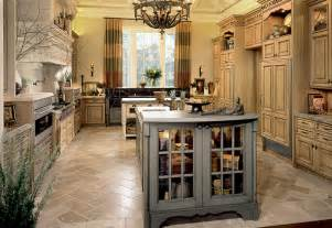 How to achieve the elegant tuscan style for your kitchen interior