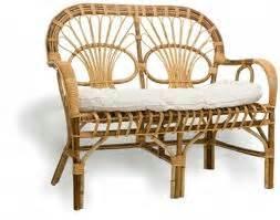 divanetti in vimini divano vimini