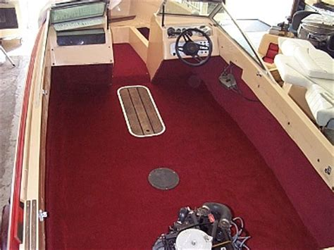 Replace Boat Floor by Boat Carpeting Replacement Carpet Vidalondon