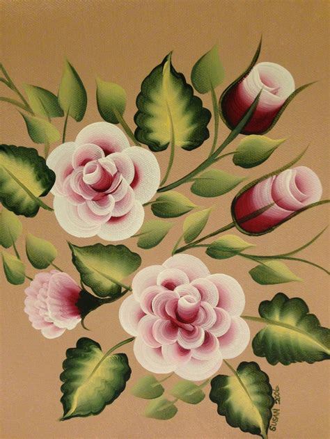 one stroke flowers painting 53 best images about one stroke painting on