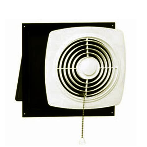 broan through the wall exhaust fan broan 506 pull chain through wall utility ventilation