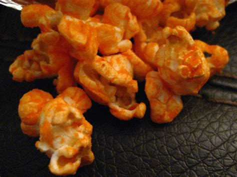 popcorn that looks like cheesecurls review new utz tabasco spiked cheese popcorn so good blog