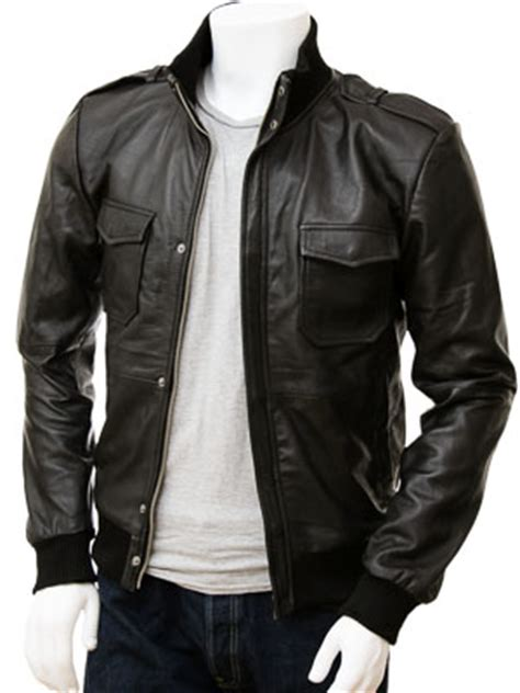 Jaket Boomber Jaket Zipper Jaket High Quality Jaket New Style s black leather bomber jacket belgrade