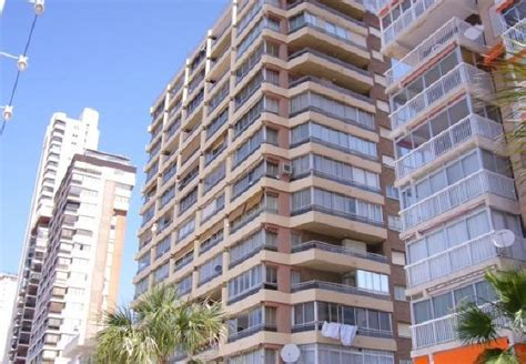 Appartments In Benidorm by Apartments In Benidorm Carolina 1 Dormitorio 1 Dormitorios